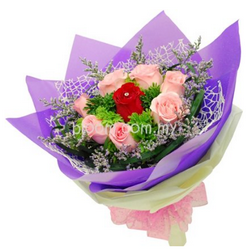 florist and flower malaysia