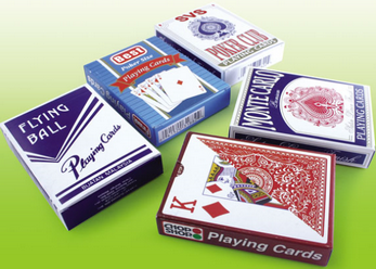 Playing Poker Card Manufacturer